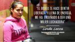 Las claves del éxito de 3 deportistas peruanas súper poderosas - Noticias de agustin delgado