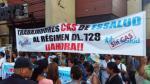 Editorial: Cómo se reforma a martillazos - Noticias de cts