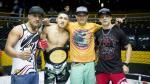 MMA en Perú: Méndez derrotó por TKO a Jiménez [VIDEO] - Noticias de carlos mendez