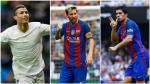 Liga española: mira cómo va la tabla de goleadores - Noticias de luis suarez