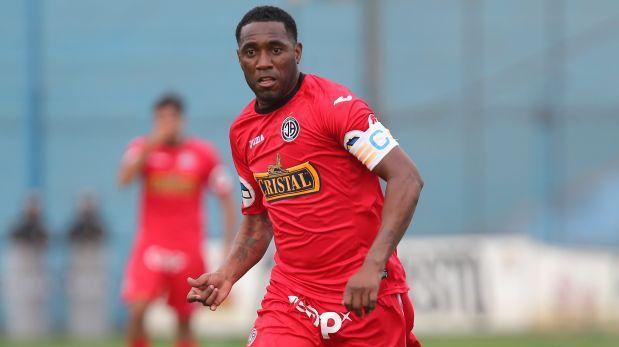 Luis Tejada fichó por Sporting Cristal, según prensa de Panamá