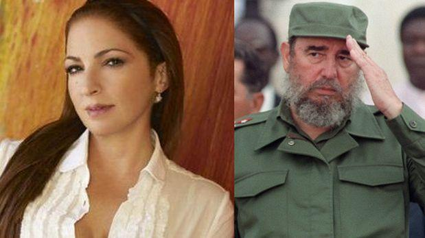 El duro mensaje de Gloria Estefan sobre la muerte de Fidel
