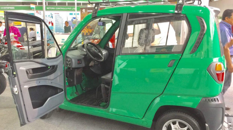 Indee Perú: Mira los vehículos que India exhibe en el país  Indee Perú: Mira los vehículos que India exhibe en el país 1540060