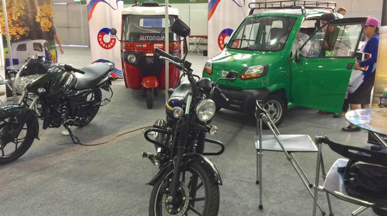 Indee Perú: Mira los vehículos que India exhibe en el país  Indee Perú: Mira los vehículos que India exhibe en el país 1540062