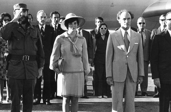 Trudeau defiende sus elogios a Fidel Castro tras su muerte