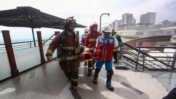 Dos empleados de UVK muertos en incendio no estaban en planilla