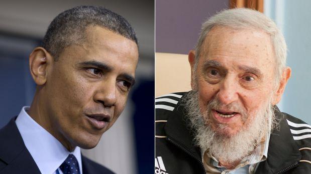 Obama envía a asesor a los funerales de Fidel Castro