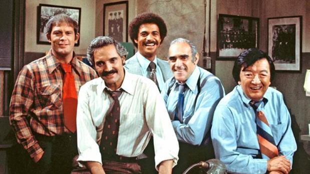 """Murió Ron Glass, el recordado protagonista de """"Barney Miller"""""""