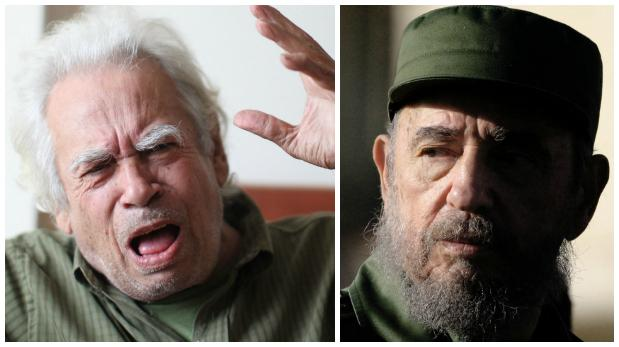 """""""Mandé al demonio a la maldita revolución cubana"""""""