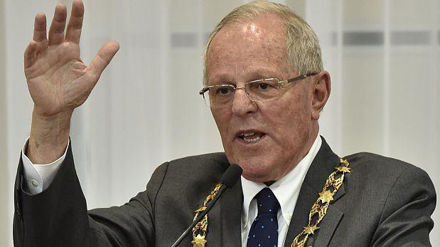 PPK: mandatario obtiene 51% de aprobación, según GFK