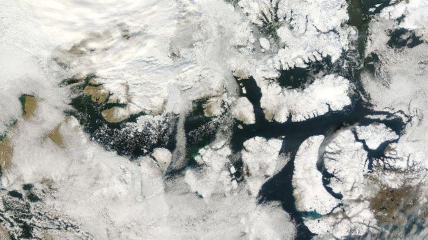 Advierten de potenciales desastres por cambios en el Ártico