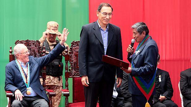 Martín Vizcarra se quedará a cargo del despacho presidencial