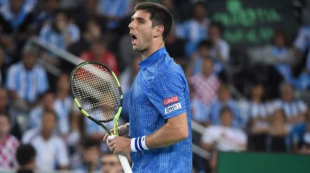 Delbonis venció a Karlovic y Argentina ganó la Copa Davis 2016