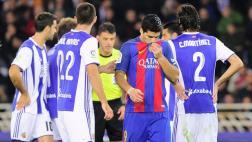 Barcelona empató 1-1 ante Real Sociedad por la Liga Española