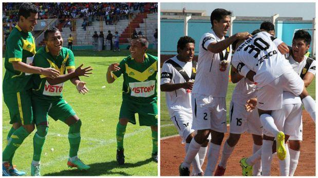 Segunda División: Sport Áncash y Cantolao definirán ascenso