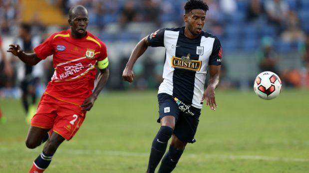Alianza Lima empató 1-1 ante Sport Huancayo por Liguilla B