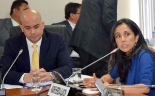 Heredia: abogado dice que no evalúa solicitar asilo político