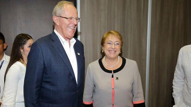 PPK viaja hoy a Chile por invitación de Michelle Bachelet