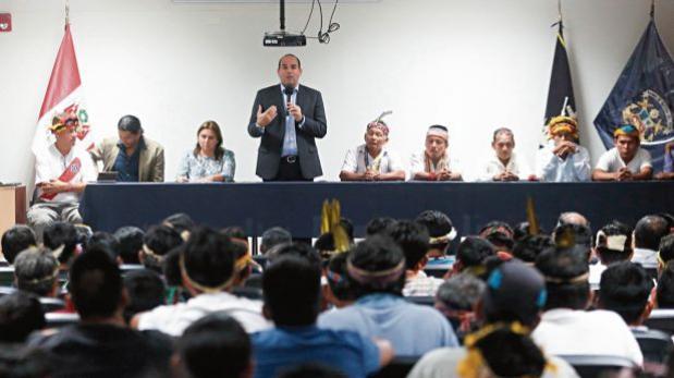 Loreto: Ejecutivo retoma hoy el diálogo en Saramurillo