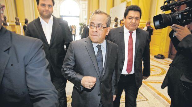 No habría cuestión de confianza por el ministro Jaime Saavedra