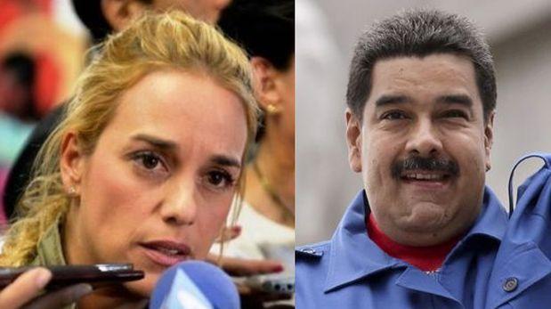 Tintori denuncia que la desnudaron en visita a Leopoldo López