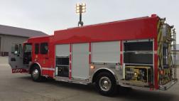 Bomberos de Lince recibirán moderna unidad de rescate
