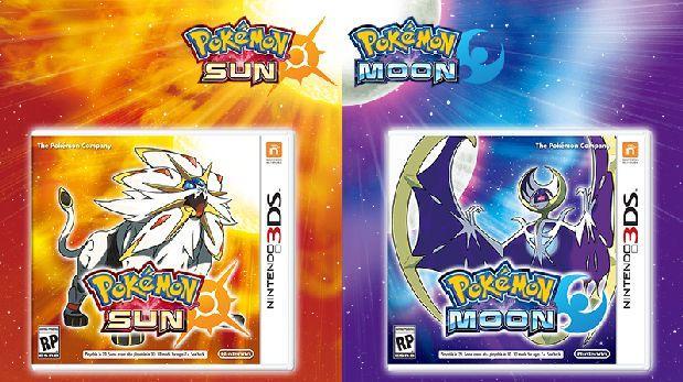 Pokémon Sol y Luna son un éxito en el Reino Unido