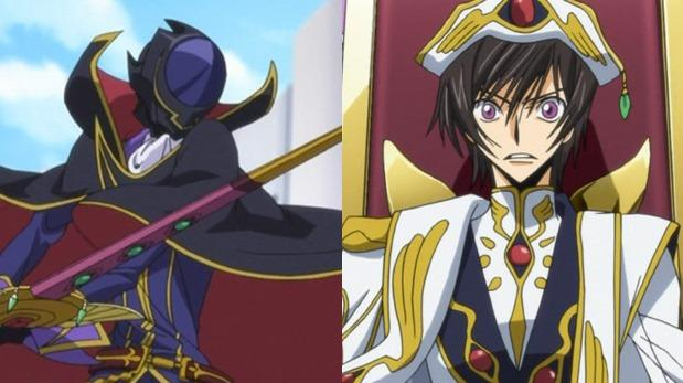 "Anime ""Code Geass"" tendrá secuela"