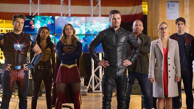 """Supergirl"": el crossover con ""The Flash"" y ""Arrow"" inicia hoy"