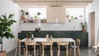 Así luce ahora un antiguo taller de Suecia