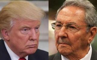 """Trump pondrá fin a """"acuerdo"""" con Cuba si castrismo no lo mejora"""