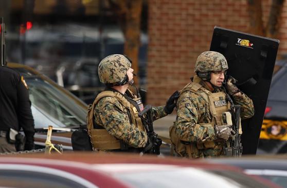 Tiroteo en Ohio: Este es el panorama tras la alerta [FOTOS]