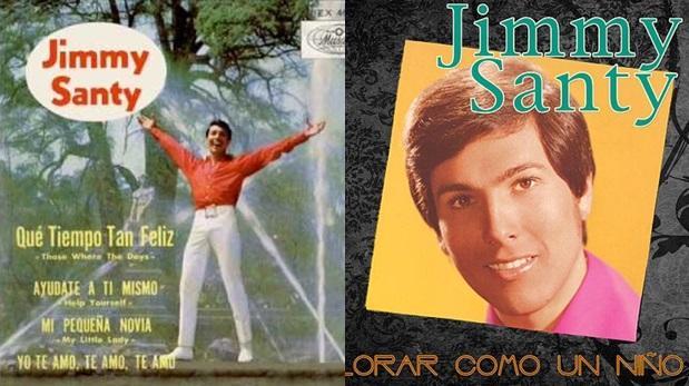 """Jimmy Santi y el origen de """"Chin Chin"""""""