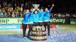 ¡Argentina campeón de la Copa Davis 2016! Venció 3-2 a Croacia - Noticias de federico delbonis