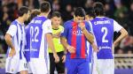 Barcelona empató 1-1 ante Real Sociedad por la Liga Española - Noticias de sergio asenjo