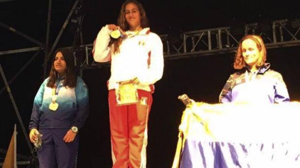 Perú logró su segunda medalla de oro en Bolivarianos de Playa