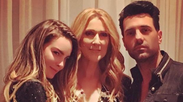 Criss Angel demuestra su amor a Belinda en Instagram
