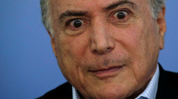 Brasil: Oposición pide abrir juicio político contra Temer