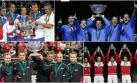 Copa Davis: recuerda los últimos 10 campeones que la ganaron