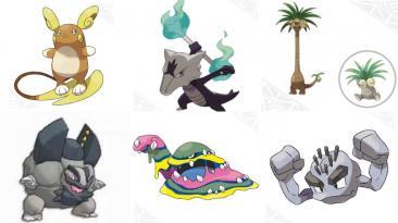 Pokémon Sol y Luna: las criaturas de Alola con más ataque
