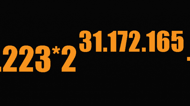 Descubren un número primo con 9,3 millones de dígitos