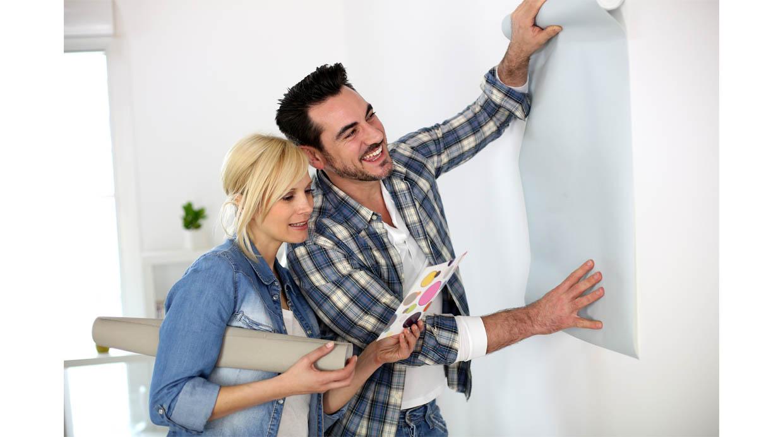 a372640b069b6 Transforma tu casa en horas  Claves para instalar papel tapiz