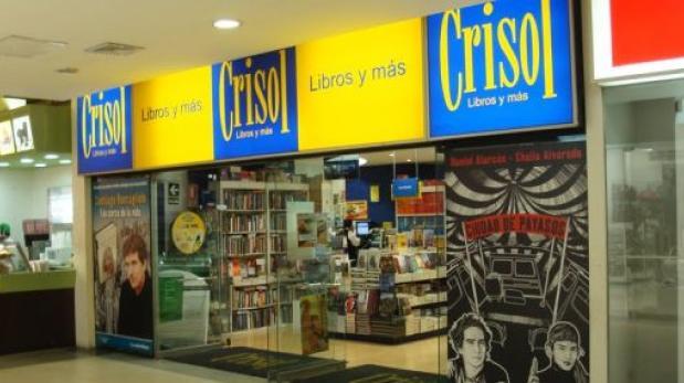 Librerías Crisol fue adquirida por Derrama Magisterial