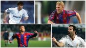 Barza vs. Real Madrid: jugadores que defendieron ambos escudos