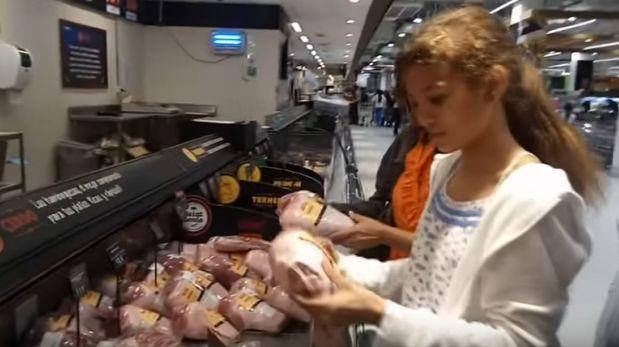 La reacción de venezolanos al entrar a supermercado [VIDEO]