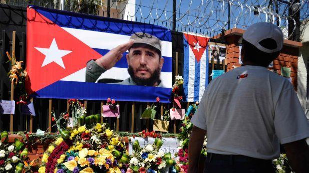 Los líderes extranjeros que asistirán a los funerales de Fidel