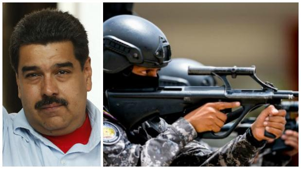 La mano dura del gobierno de Venezuela contra el crimen [BBC]