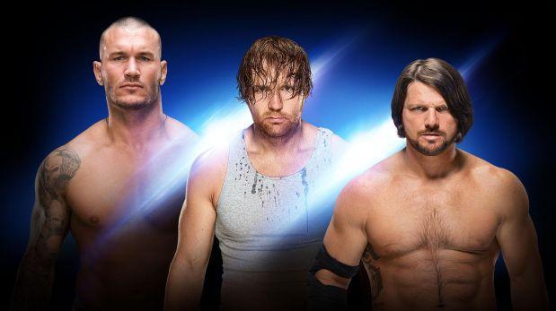 WWE SmackDown Live: revive las luchas del evento en Columbia