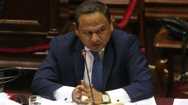 Mariano González fue denunciado por Procuraduría Anticorrupción