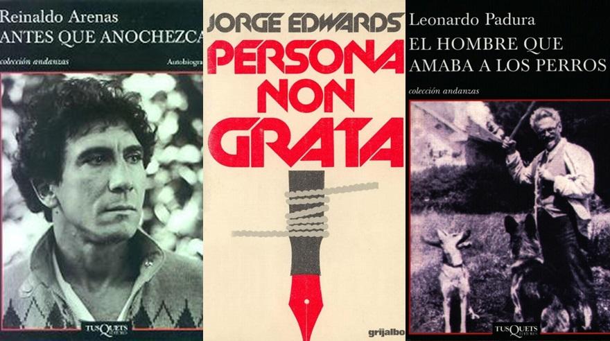 Libros sobre Fidel Castro. (Fotos: Difusión)